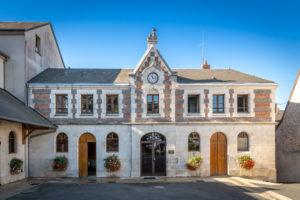 Château de Sancerre - Accès aux Chais