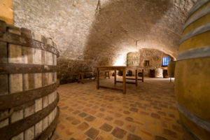 Château de Sancerre - Salle des dégustations