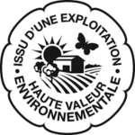 Chateau de Sancerre - EVC Logo (Environmental Value Certification) Level 3